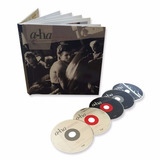 A-ha - Hunting High And Low 30th An. [4cd+dvd] Importado Lac