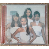 Cd - Destinys Child-the Writing On-promo -lacrado-1ª Tiragem