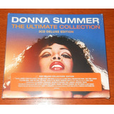 Cd - Donna Summer - The Ultimate Collection Deluxe Edition