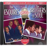 Cd - The Esquires Meets The Brothers Of Soul
