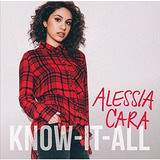 Cd Alessia Cara - Know-it-all (deluxe Japones) 20 Musicas