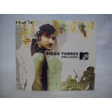Cd Diego Torres- Mtv Unplugged- Importado