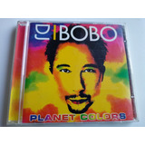 Cd Dj Bobo Planet Colors 2001 Toco International Raro