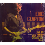 Cd Eric Clapton - Live In San Diego With Jj Cale