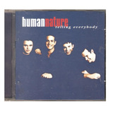 Cd Human Nature - Telling Everybody (band Pop Vocal Australi