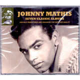 Cd Johnny Mathis - Seven Classic Albums - 4cd Box Import.!!!