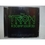 Cd Original Tron Legacy- Reconfigured- Music By Daft Punk