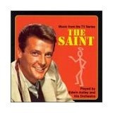 Cd The Saint: Music From The Tv Series By Edwin Astley & H