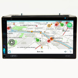 Central Multimidia Android Gps Car 7' Touch Universal 2din