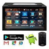 Central Multimidia Android Play Store Touch Universal 2din
