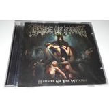 Cradle Of Filth - Hammer Of The Witches (cd Lacrado)