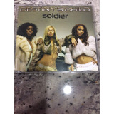 Destiny Child Soldier Remixes Cd