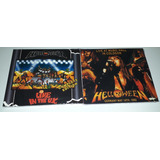 Helloween - Live In The Uk 2cd + Live At Music Hall Cd+dvd