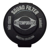 Abafador De Peles Contemporanea Sound Filter Bateria Moongel