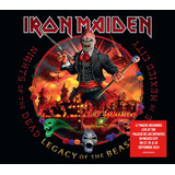 Cd Iron Maiden - Nights Of The Dead - Legacy Of The Beast