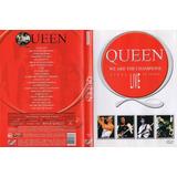 Dvd Queen - We Are The Champion - Live In Japan