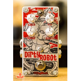 Pedal Digitech Dirty Robot - Modulacoes Synths
